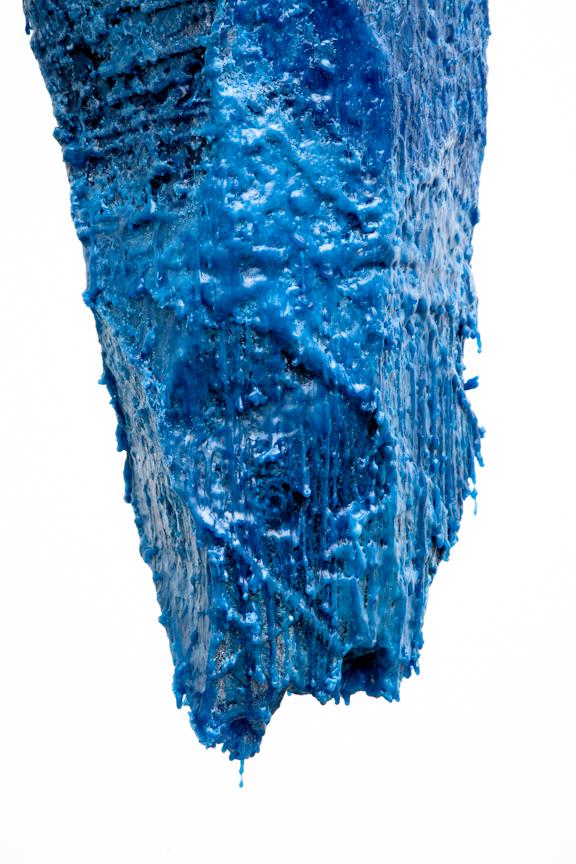 wax, urethane, steel, 2012