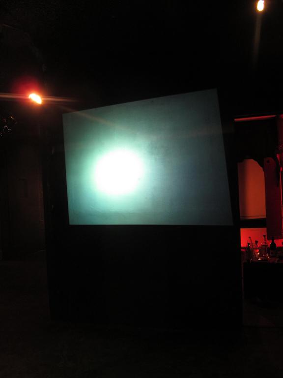 install view, Night Gallery